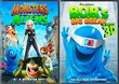 Monsters vs. Aliens/B.O.B.'s Big Break in Monster 3D: Ginormous Double Pack