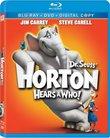 Horton Hears A Who (Triple Play) [Blu-ray]