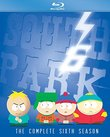 South Park: The Complete Sixth Season [Blu-ray]