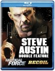 Steve Austin: Recoil & Tactical Force [Blu-ray]