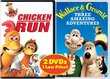 Wallace and Gromit in Three Amazing Adventures/Chicken Run