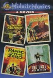 The Land That Time Forgot / The People That Time Forgot / Panic in Year Zero / The Last Man on Earth  (Midnite Movies)