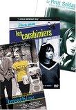 Jean-Luc Godard Collection (Breathless / Le Petit Soldat / Les Carabiniers)