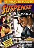 Suspense Classics 4-Movie Pack - Dick Tracy Detective, Dick Tracy Meets Gruesome, Dick Tracy vs. Cueball, Shadow Strikes