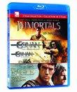 Immortals / Conan The Barbarian / The Eagle