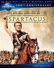 Spartacus [Blu-ray + DVD + Digital Copy] (Universal's 100th Anniversary)