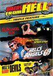 Bikers From Hell, Triple Feature: Run Angel Run/Hell's Angels 69/Hell's Bloody Devils