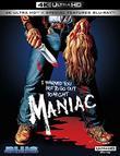 Maniac [4K Ultra HD] [Blu-ray]