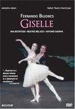Adolph Adam - Giselle / Fernando Bujones, Ballet Teatro Municipal of Rio de Janeiro