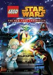 Lego Star Wars: The New Yoda Chronicles DVD