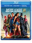 Justice League [Blu-ray]