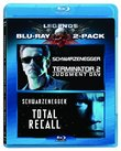 Terminator 2: Judgement Day / Total Recall (Two-Pack) [Blu-ray]