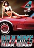 Wild Rides 4 Movie Pack