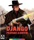 Django Prepare a Coffin (2-Disc Special Edition) [Blu-ray + DVD]