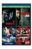 12 Monkeys / Children of Men / Repo Men / Doomsday Four Feature Films