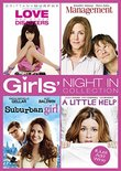 Girl's Night In Collection (Little Help, Love and Other Disasters, Management, Suburban Girl)