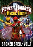Power Rangers Mystic Force - Broken Spell (Vol. 1)