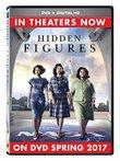Hidden Figures (DVD+DHD)