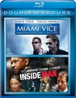 Miami Vice / Inside Man Double Feature [Blu-ray]