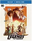 DC's Legends of Tomorrow: The Complete Fifth Season (Blu-ray + Digital Copy)