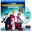 A Very Harold & Kumar Christmas (Two-Disc Blu-ray/DVD Combo + UltraViolet Digital Copy)