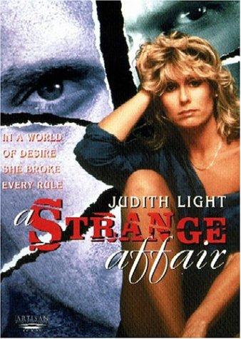 A Strange Affair Dvd With Judith Light Jay Thomas Linda Sorenson