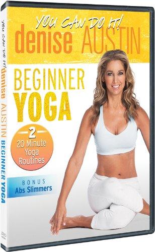 Denise Austin You Can Do It Beginner Yoga Dvd With Denise Austin Nr