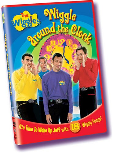 The Wiggles Wiggle Around the Clock DVD (Unrated) +Movie Reviews