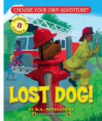 Lost Dog! (Choose Your Own Adventure: Dragonlarks)