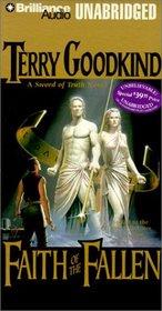 Faith of the Fallen (Sword of Truth, Bk 6) (Audio Cassette) (Unabridged)