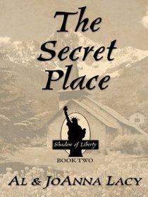 The Secret Place (Thorndike Press Large Print Christian Fiction)