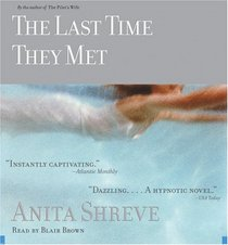 The Last Time They Met (Abridged Audio CD)