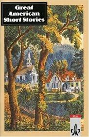 Great American Short Stories. (Lernmaterialien)