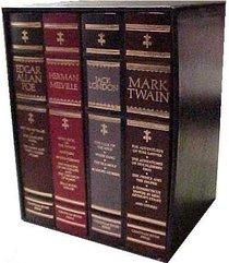 Classics of American Literature: Jack London, Herman Melville, Edgar Allan Poe, Mark Twain (The Great Masters Library)