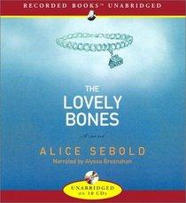 The Lovely Bones (Audio CD) (Unabridged)