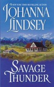 Savage Thunder (Wyoming, Bk 2)