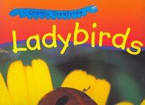 Little Nippers - Creepy Creatures: Ladybird Big Book (Little Nippers)