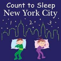 Count to Sleep New York City (Count to Sleep series)