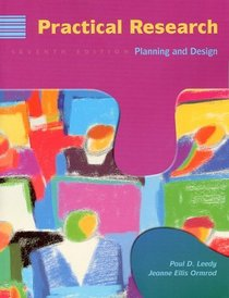 Practical Research: Planning and Design (7th Edition)