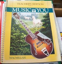 Music and You Grade 6 (Teacher's Edition)