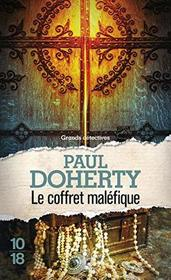 Le Coffret malefique (The Mansions of Murder) (Sorrowful Mysteries of Brother Athelstan, Bk 18) (French Edition)