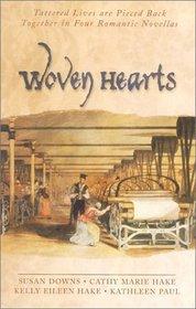 Woven Hearts: Four Romantic Novels