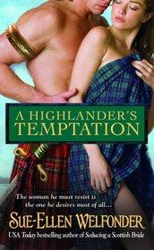 A Highlander's Temptation (MacKenzie, Bk 7)