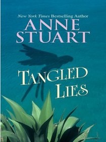 Tangled Lies (Large Print)