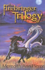 The Firebringer Trilogy ( Three Titles)
