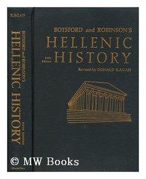 Botsford and Robinson's Hellenic History