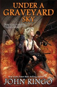 Under a Graveyard Sky (Black Tide Rising, Bk 1)