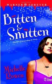 Bitten & Smitten (Immortality Bites, Bk 1)