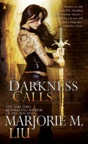 Darkness Calls (Hunter Kiss, Bk 2)