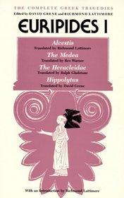 The Complete Greek Tragedies: Euripides I (Euripides)